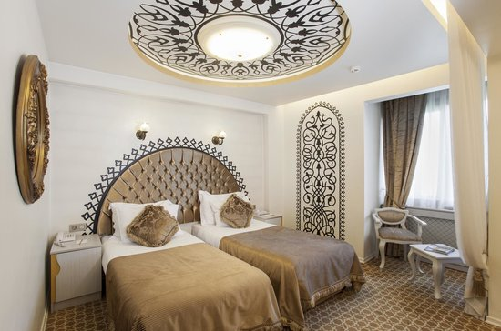 Ottoman Hotel Park : Superior Room Twin
