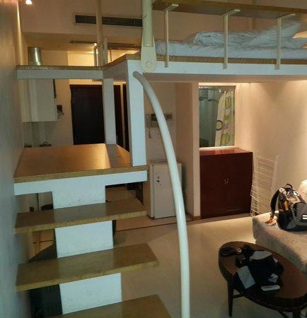 Mayson Apartment Hotel Shanghai Waitan: colchón duro