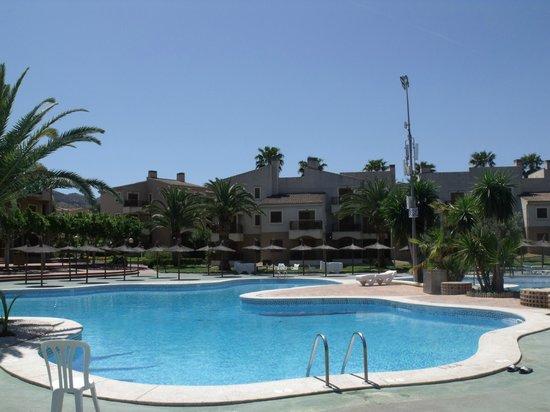 Albir Garden Resort: Pool