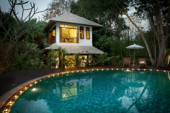 Prat Rajapruek Boutique & Spa Resort : VILLA HOUSE