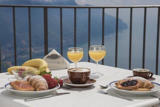 Villa Amore: la colazione