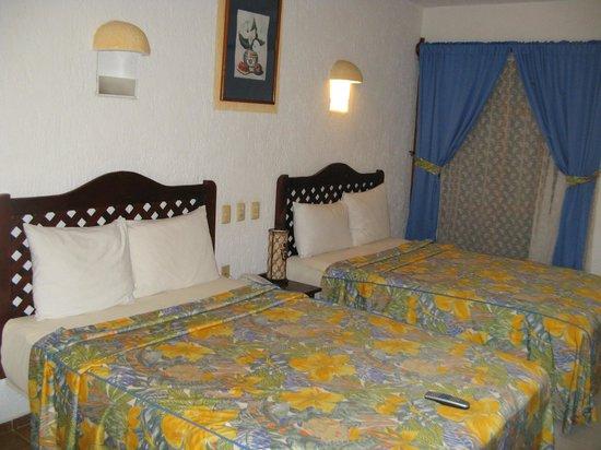 Eco-Hotel El Rey Del Caribe: Room