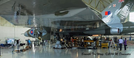 The Vulcan Experience: Beneath the Wing