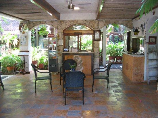 Eco-Hotel El Rey Del Caribe: Lobby