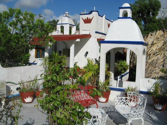 Eco-Hotel El Rey Del Caribe: Hotel