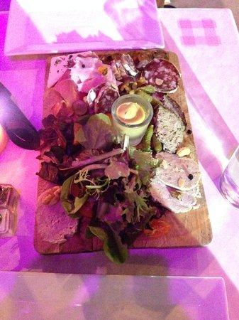 Otentic Fresh Food Restaurant: Heaven on a plate