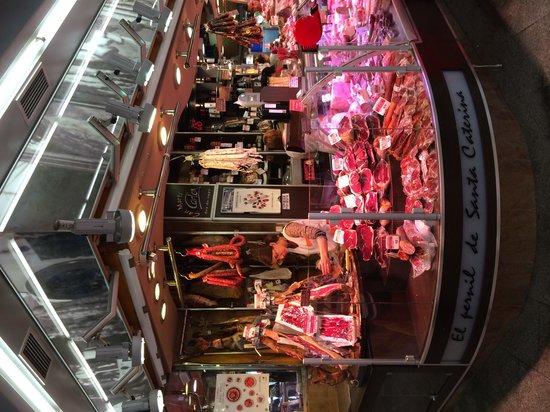 Mercado de Santa Caterina: Mercat Santa Caterina