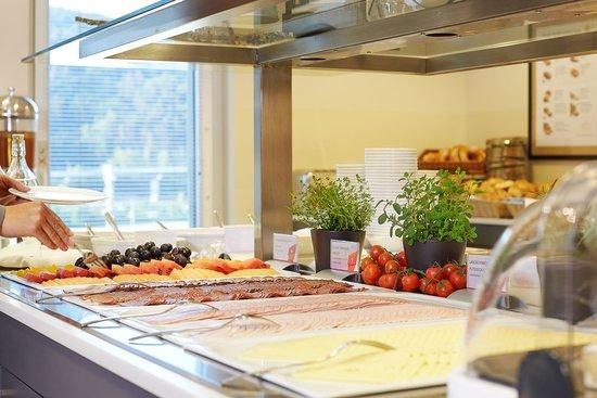 Ramada Innsbruck Tivoli: buffet