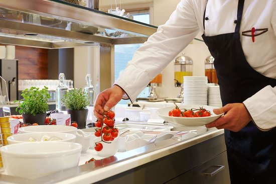 Ramada Innsbruck Tivoli: breakfast