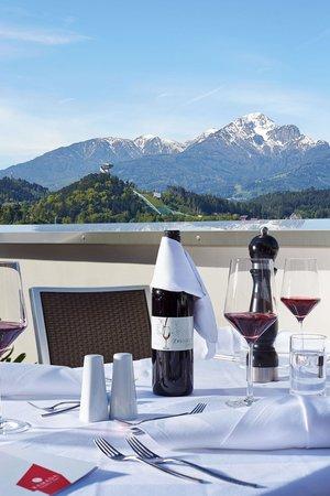 Ramada Innsbruck Tivoli: dining