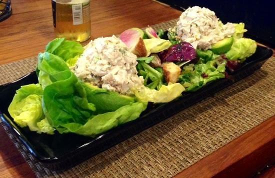 Napa Valley Burger Company: Salad
