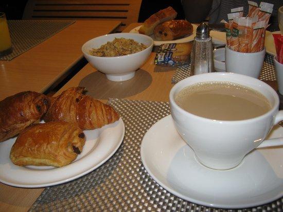Hotel Le Richemont : La colazione