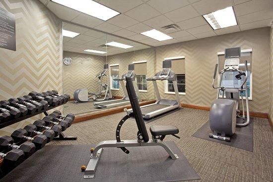 Residence Inn Fort Wayne: Fitness Center