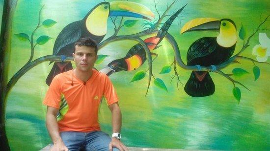 Ecocentro Danaus: Jose Luis CR