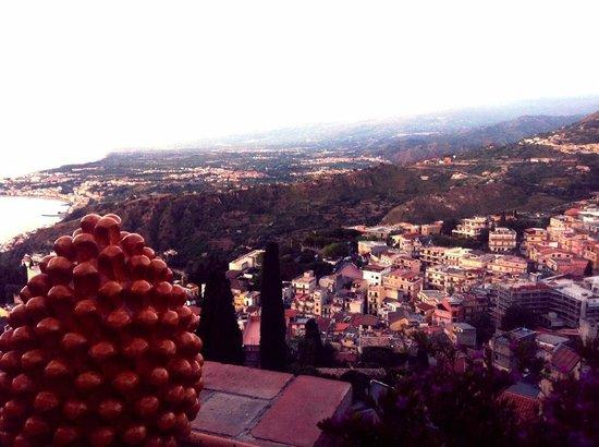 Hotel Villa Angela: View