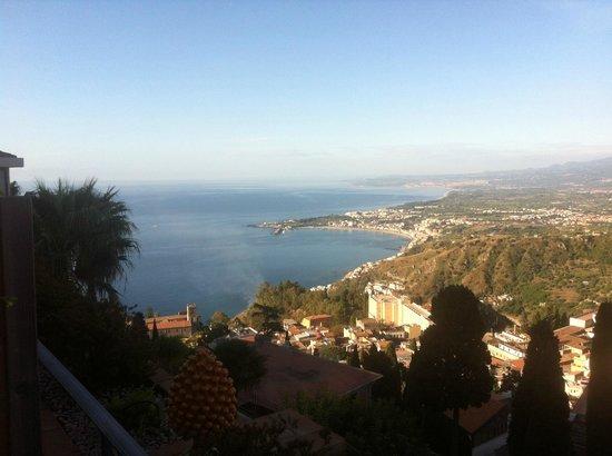 Hotel Villa Angela : View