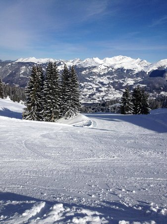 Chalet Calluna : With us you get 20% off your ski and snowboard hire.