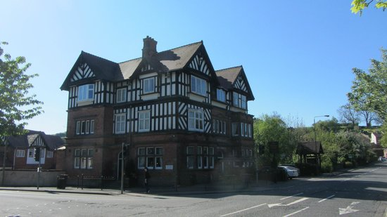 The Station Hotel: View of Station Hotel