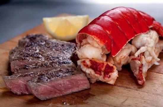 "Benihana Special ""This Dynamic Combo Is An Excellent Choice"" Hibachi Steak and Lobster Tail"