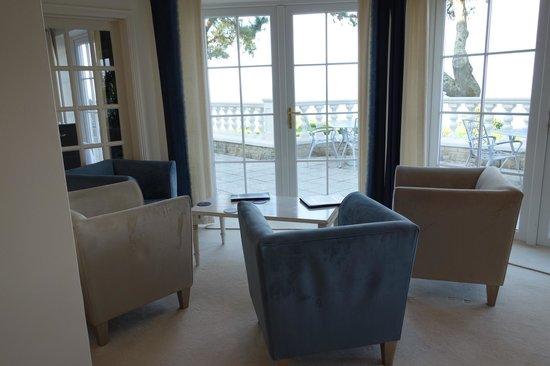 Blue Hayes Hotel : Lounge