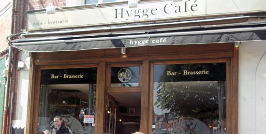 Hygge Cafe: Outside view