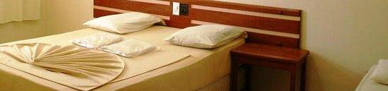 Beira Rio Hotel : Apartamento casal (UH 101)