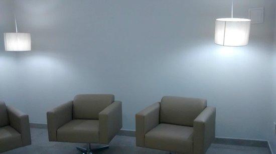 Beira Rio Hotel: Nova sala de espera