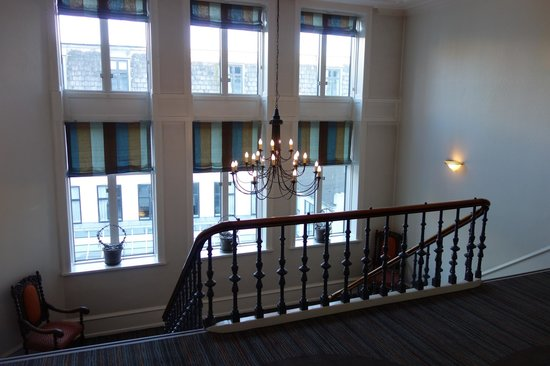 Hotel Kong Arthur : Couloir