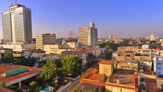 NH Capri La Habana: Vedado