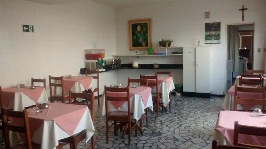 Beira Rio Hotel: Café da manhã