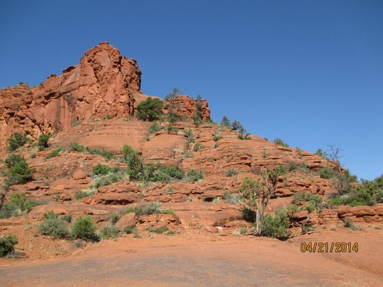 A View At Every Turn Picture Of Pink Jeep Tours Sedona