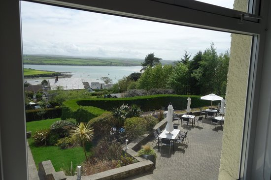 The St Enodoc Hotel: View from our room
