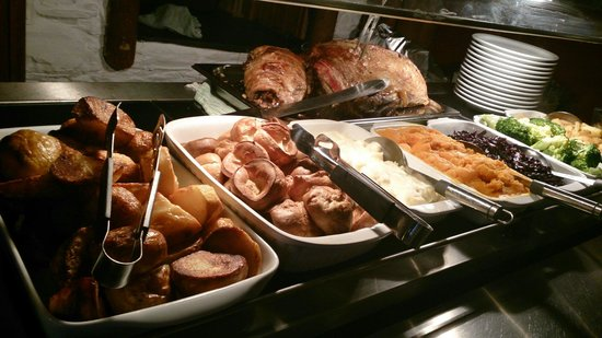 Cobweb Inn: Enjoy a fab roast...