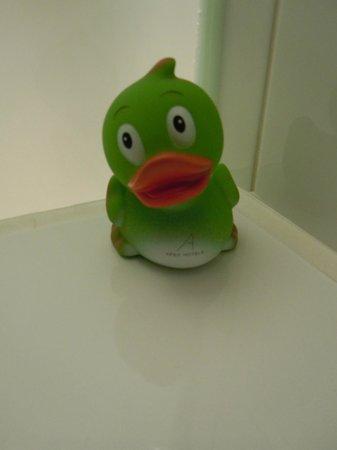 Apex City of Edinburgh Hotel: Apex duck