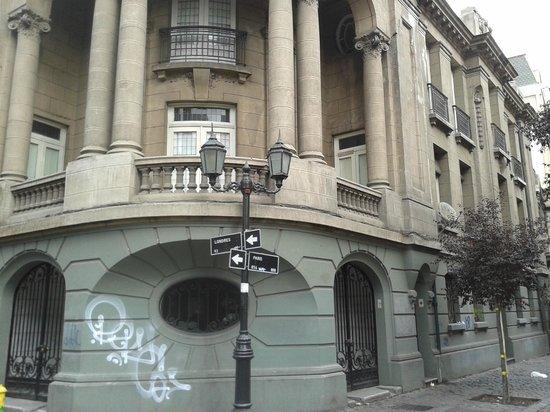 INFINITY by Ameristar: Cruzamento da Rua Londres com Rua Paris