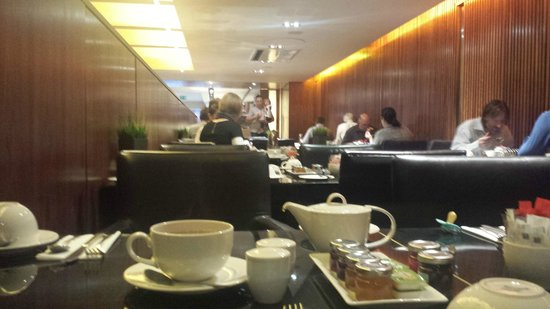 Apex City of Edinburgh Hotel: Breakfast