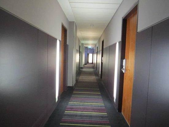 Apex City of Edinburgh Hotel : Corridor