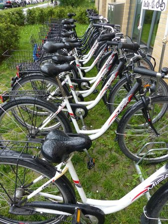 H+ Hotel HVD 4Youth: Fahrradverleih