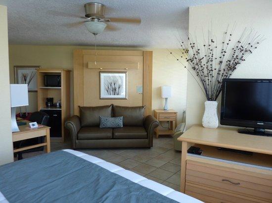 Grand Plaza Beachfront Resort Hotel & Conference Center: salon