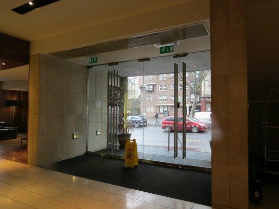 Apex City of Edinburgh Hotel: Entrance