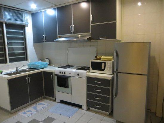 Noble Villa Apartment: looks clean !!