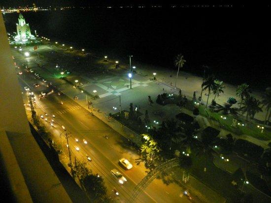 Novotel Nha Trang : The view at night