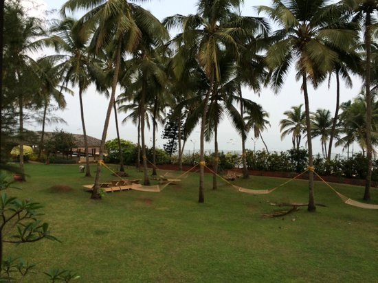 Taj Fort Aguada Resort & Spa, Goa: another view from the room
