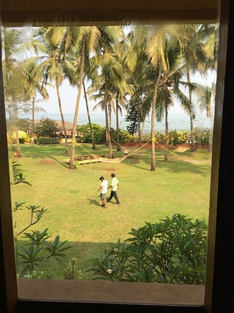 Taj Fort Aguada Resort & Spa, Goa: View from room