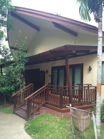 Aonang Phu Petra Resort, Krabi: Poolside Villa