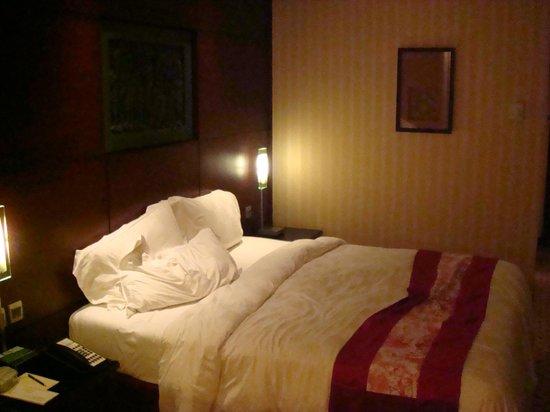 Hotel Borobudur Jakarta : room at 14th floor