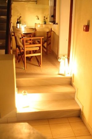 Chez Sophie Rooms & Suites : Cosy Balcony