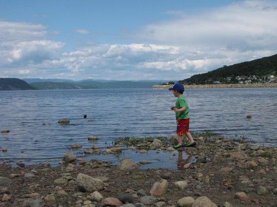 Saguenay, Canada : Anse St-Jean 2011