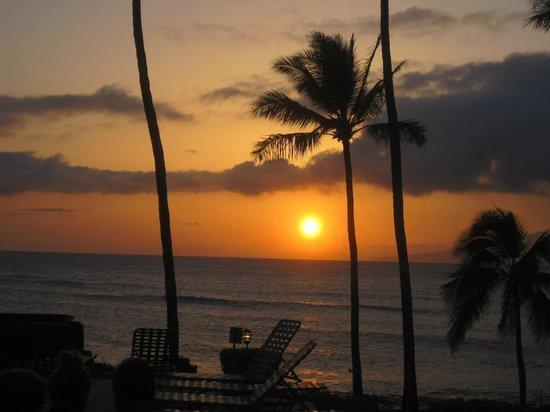 Mahina Surf : sunset
