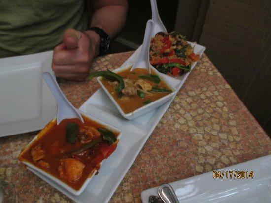 Malee's Thai Bistro : Plate #2
